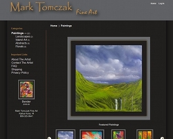 Mark Tomczak Fine Art