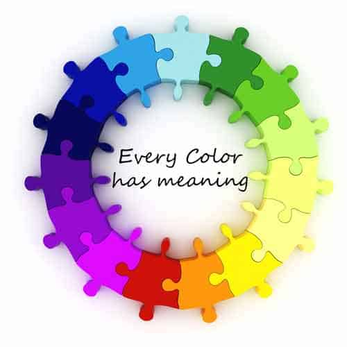 Every Color Has Meaning