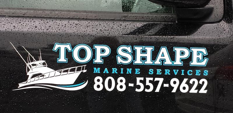 topshape truck graphics